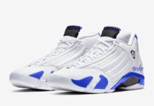 Air Jordan 14 Hyper Royal 487471-104 Release Date