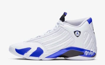 Air Jordan 14 Hyper Royal 487471-104 Release Date Info