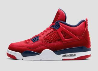 Air Jordan 4 FIBA Release Date