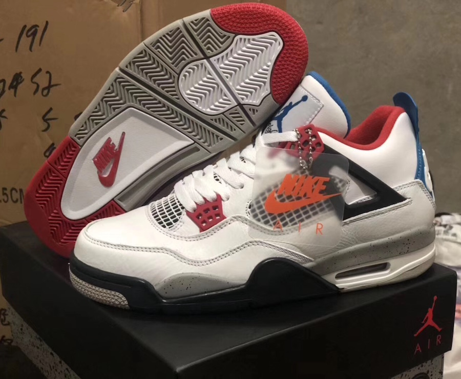 Air Jordan 4 What The CI1184-146 Release Date