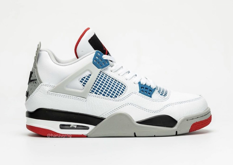 Air Jordan 4 What The CI1184-146 Release Details