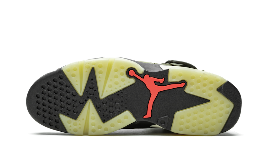 Air Jordan 6 Travis Scott CN1084-200 Release Date
