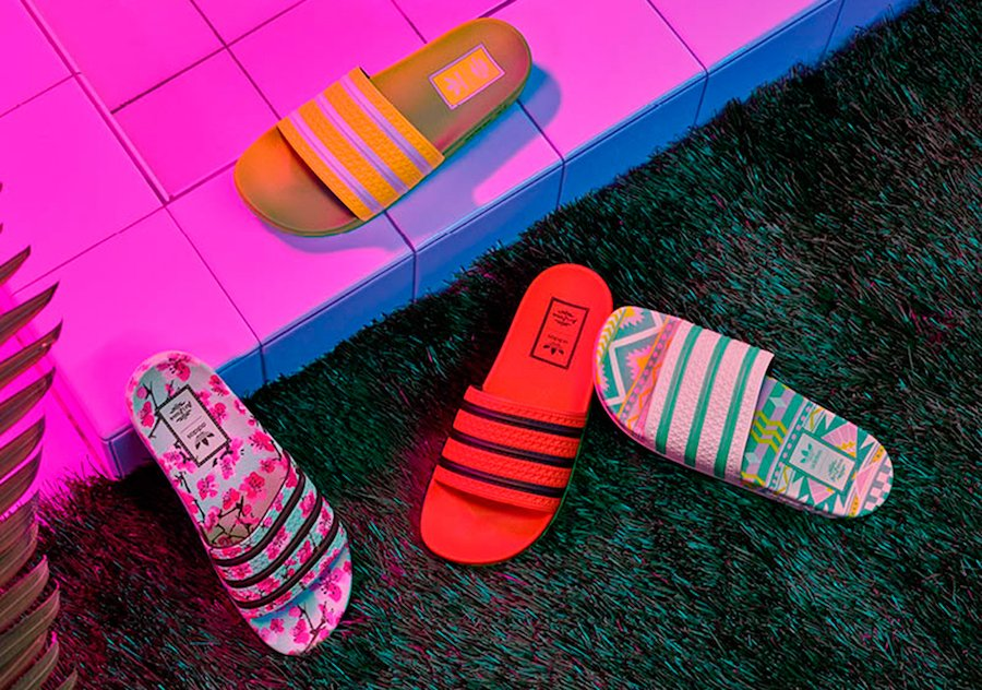 AriZona Ice Tea adidas Slides Release Date Info