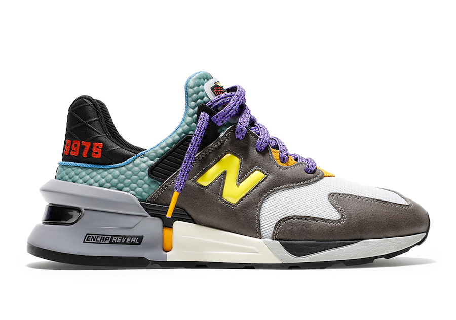 Bodega New Balance 997S No Bad Days Release Info