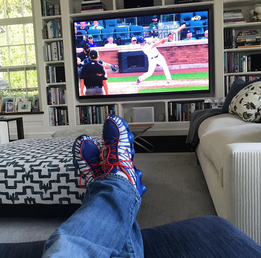 Jerry Seinfeld Nike Shox TL New York Mets