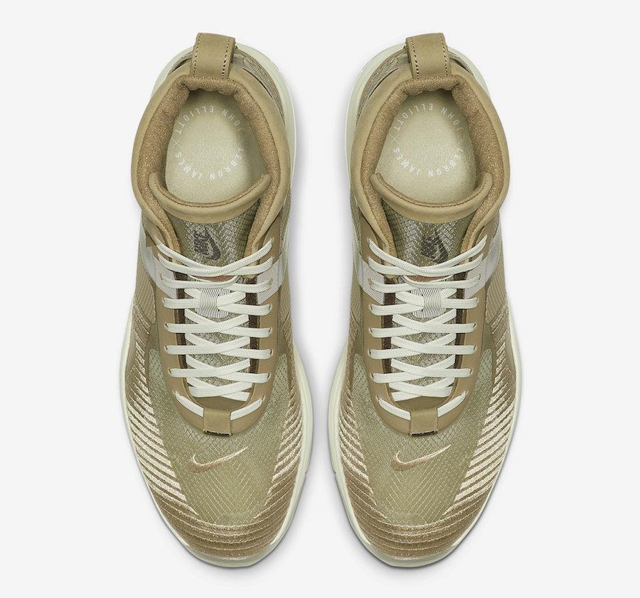 John Elliott Nike LeBron Icon Parachute Beige AQ0114-200 Release
