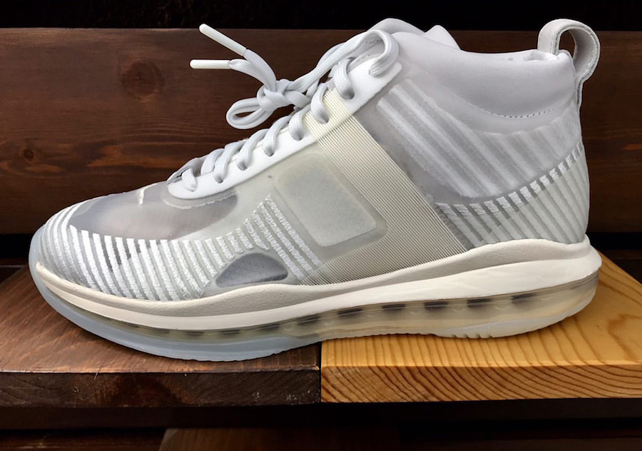 John Elliott Nike LeBron Icon Summit White AQ0114-101 Release Date Info