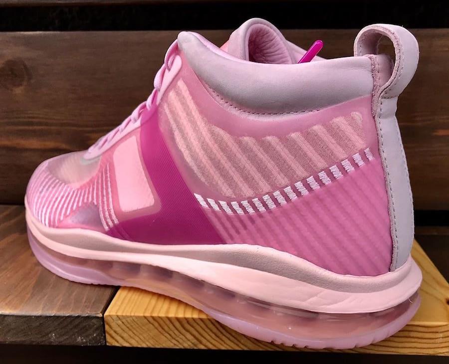 John Elliott Nike LeBron Icon Tulip Pink Wolf Grey Active Fuchsia Release Date Info