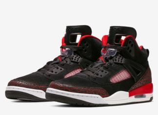 Jordan Spizike Black University Red 315371-060 Release Date Info