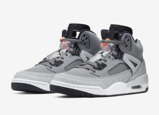 Jordan Spizike Grey Orange 315371-008 Release Date Info