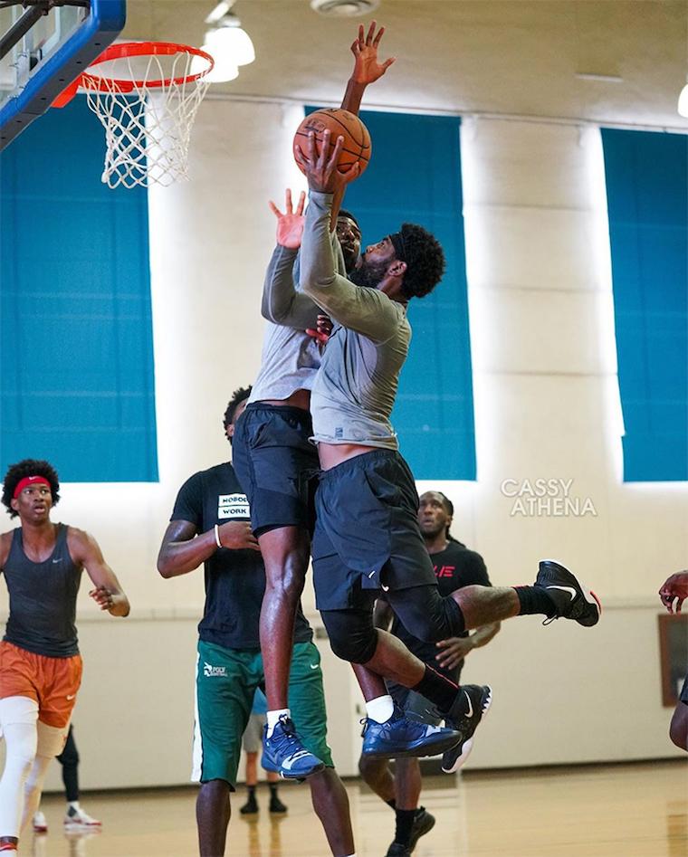 Kyrie Irving Nike Kyrie 6 On Feet