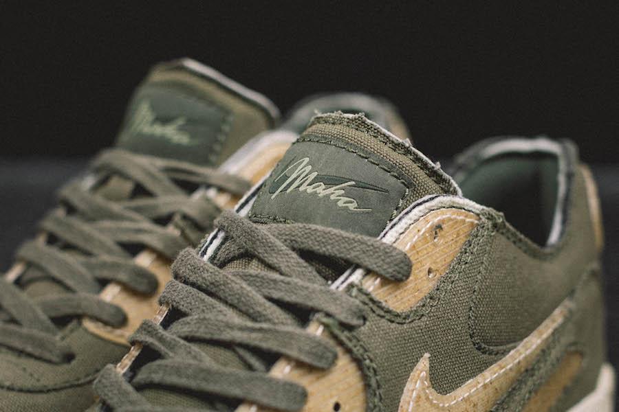 Maharishi Nike Air Max 90 Maha Olive Release Date Info