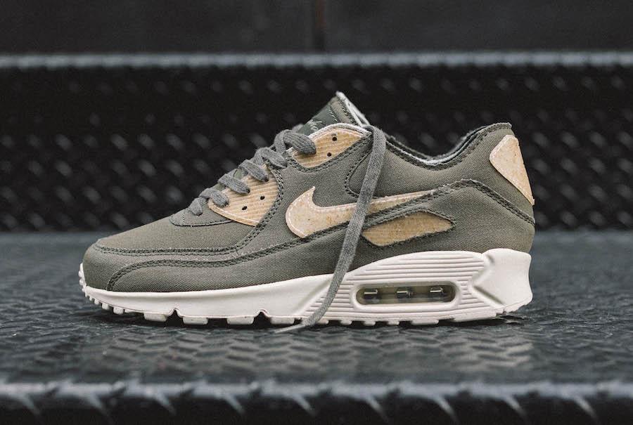 Maharishi Nike Air Max 90 Maha Olive Release Date Info | SneakerFiles