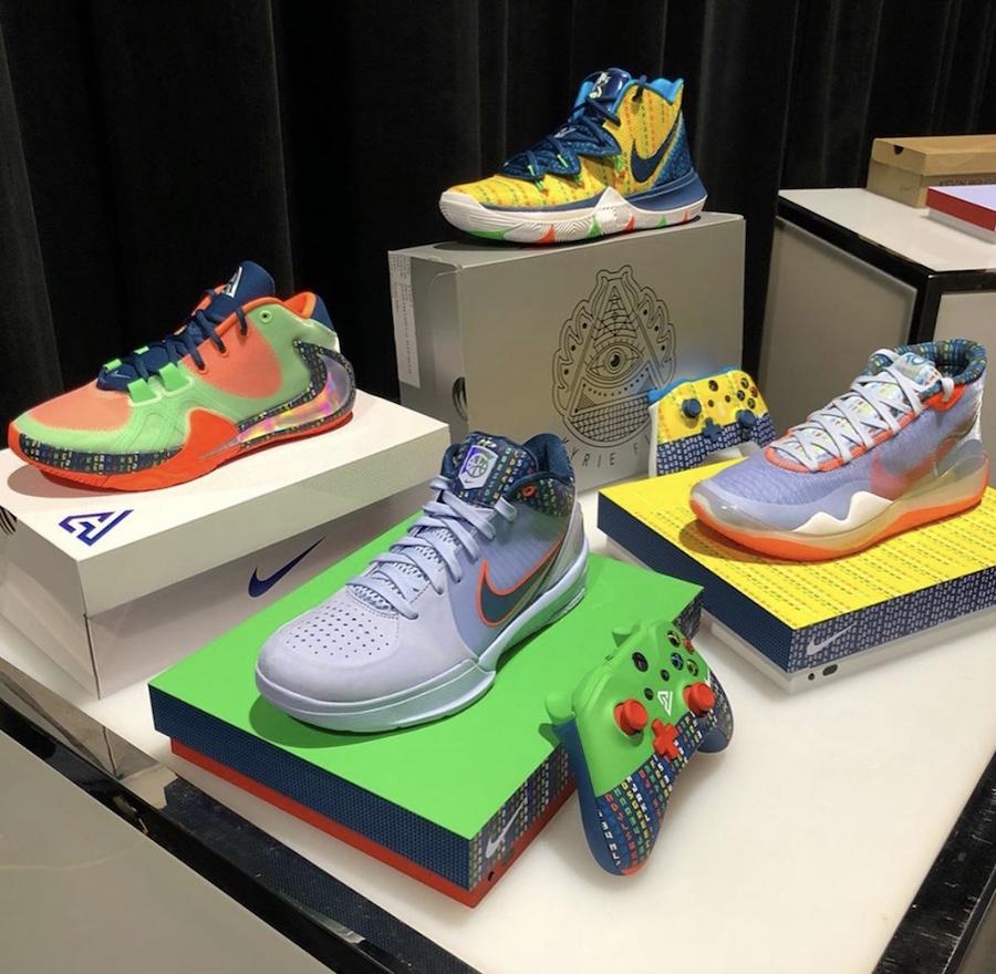 Tesoro Mártir puerta  Nike 2019 Academy Pack Release Date Info | SneakerFiles