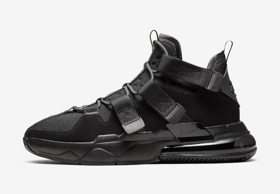 Nike Air Edge 270 Black AQ8764-003 Release Date Info