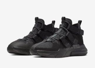 Nike Air Edge 270 Black AQ8764-003 Release Date Info