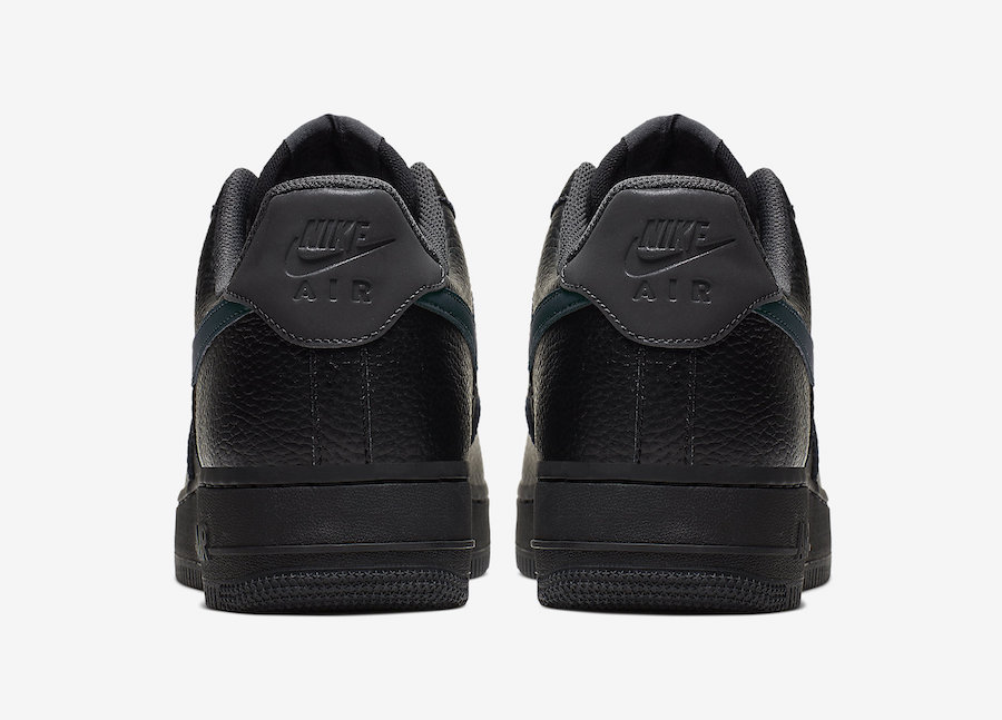Nike Air Force 1 Low Black Anthracite CI0059-001 Release Date Info