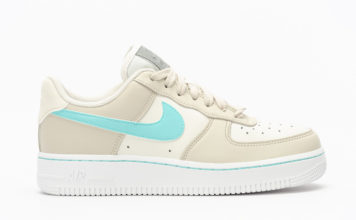 Nike Air Force 1 Low Desert Sand Aurora Green CJ9699-002 Release Date Info