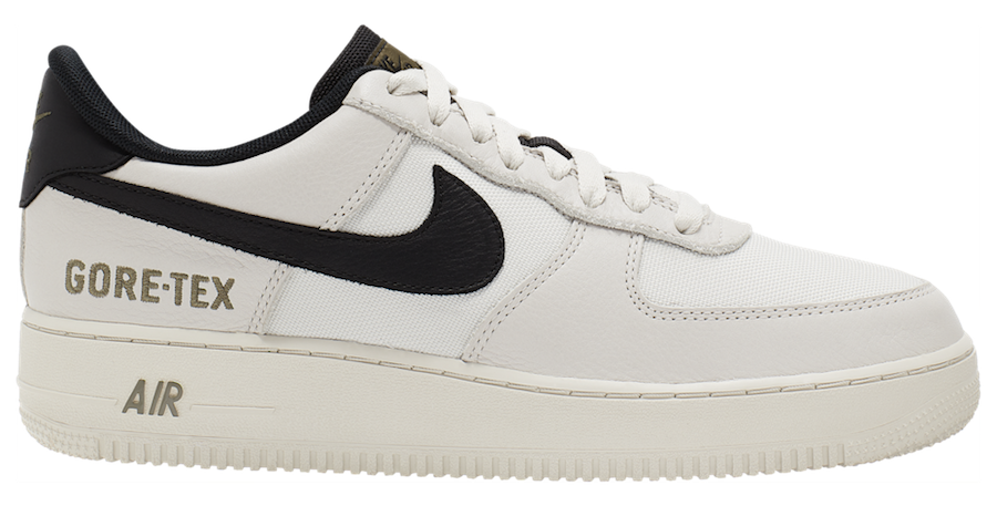 Nike Air Force 1 Low Gore-Tex White Release Date Info