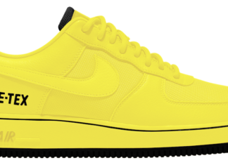 Nike Air Force 1 Low Gore-Tex Yellow Release Date Info
