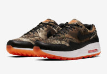 Nike Air Max 1 Golf Realtree Camo BQ4804-210 Release Date Info