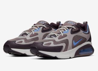 Nike Air Max 200 Brown Blue AQ2568-200 Release Date Info