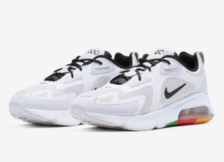 Nike Air Max 200 Vast Grey AQ2568-002 Release Date Info