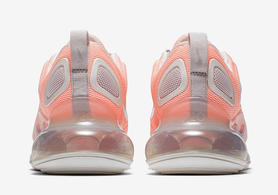 Nike Air Max 720 Bleached Coral AR9293-603 Release Date Info