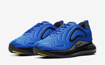 Nike Air Max 720 Deep Blue AO2924-406 Release Date Info