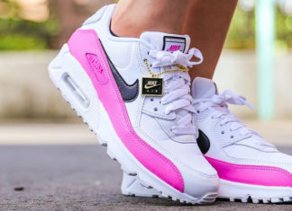 Nike Air Max 90 China Rose BV0990-100 Release Date Info
