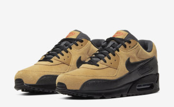 Nike Air Max 90 Essential Wheat AJ1285-700 Release Date Info