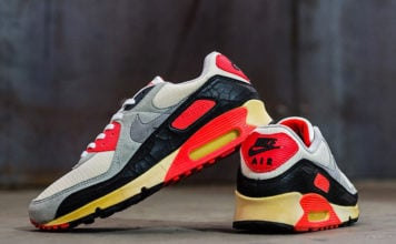 Nike Air Max 90 OG Infrared 2020 Release Date Info