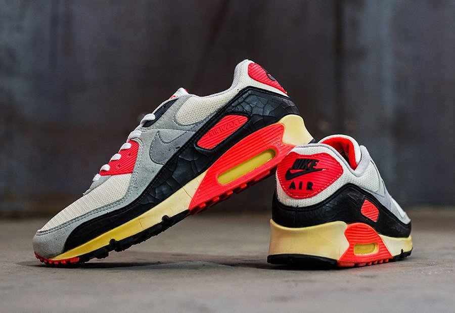 Air Max 90 OG 'Infrared' | KicksUSA