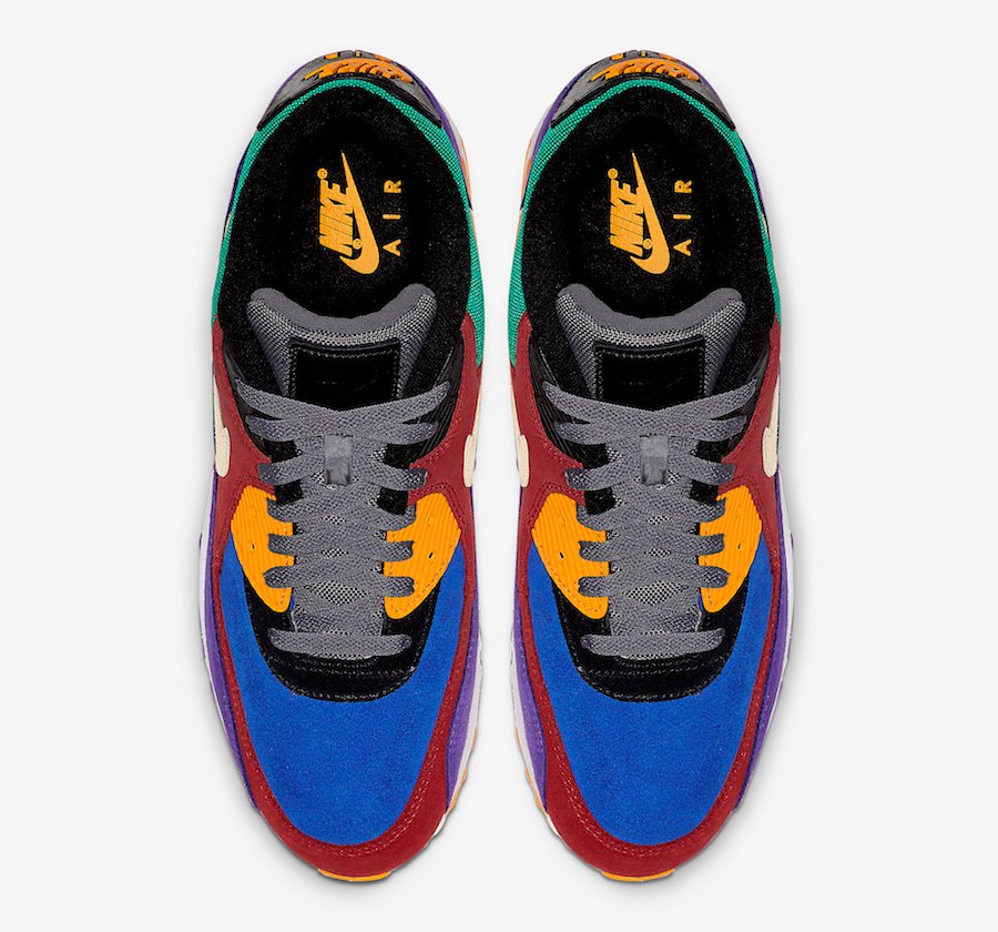Nike Air Max 90 Qs Mens Style : Cd0917 600