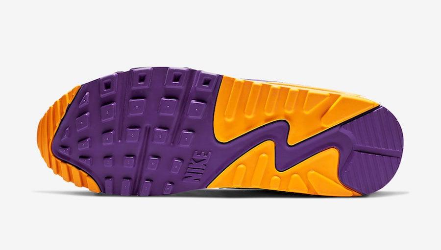 Nike Air Max 90 Viotech CD0917-600 2019 Release Info