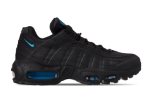 Nike Air Max 95 Black Imperial Blue CJ7553 001 Release Date Info