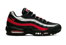 Nike Air Max 95 Black University Red Metallic Silver CQ9704-001 Release Date Info