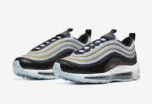 Nike Air Max 97 GS Fleece CD4831-001 Release Date Info