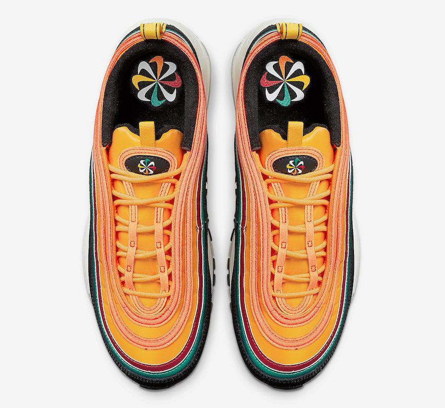 Nike Air Max 97 Sunburst CK9399-001 Release Date Info