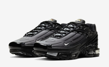 Nike Air Max Plus 3 III Black Grey CJ9684-002 Release Date Info
