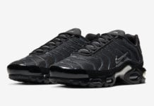 Nike Air Max Plus Black Navy 852630-042 Release Date Info
