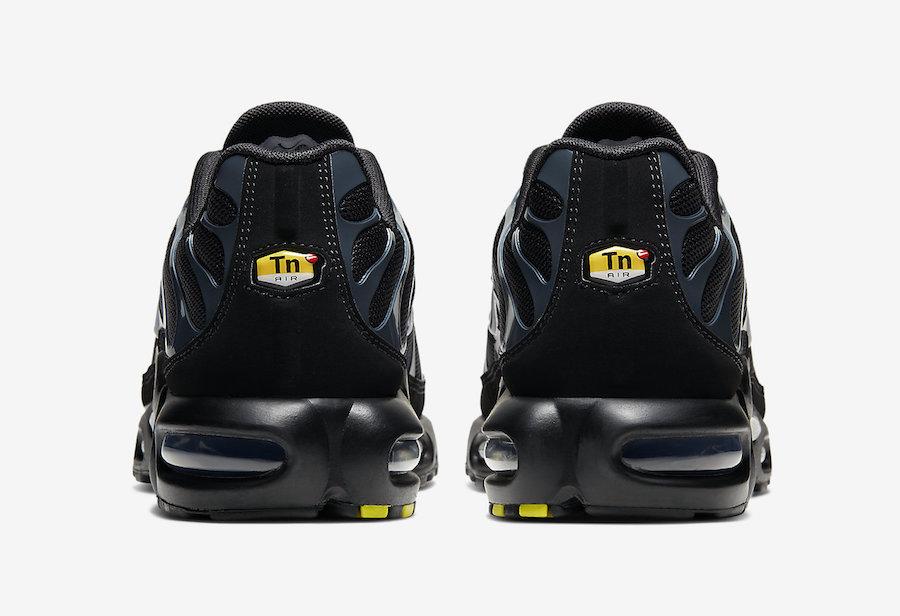 Nike Air Max Plus Black Navy 852630-042 Release Date Info