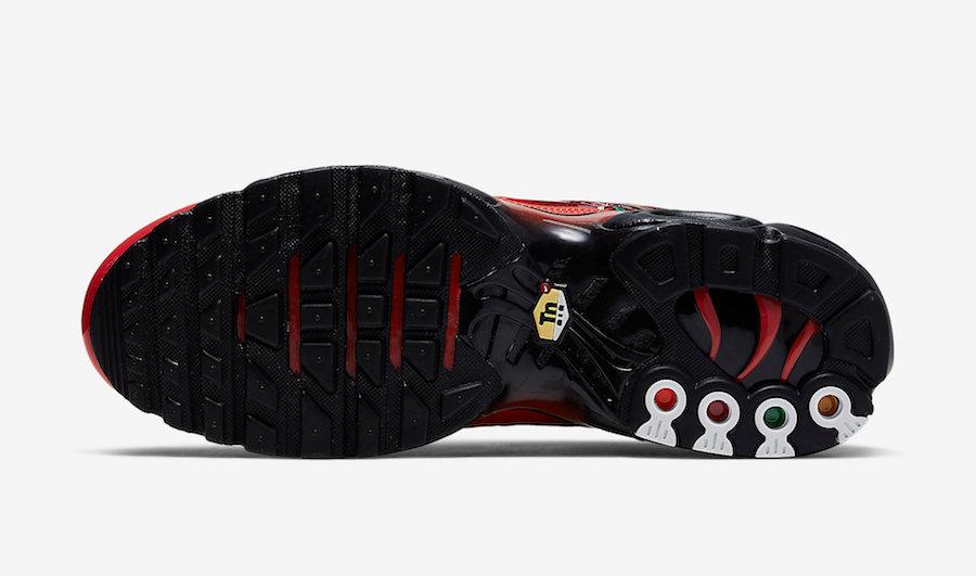 Nike Air Max Plus Sunburst CK9393-600 Release Date Info
