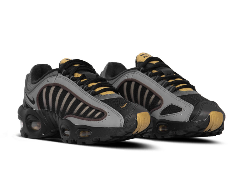 Nike Air Max Tailwind 4 Black Metallic Pewter Gold CJ0784-001 Release Date Info