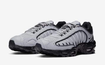 Nike Air Max Tailwind 4 Grey Black AQ2567-006 Release Date Info