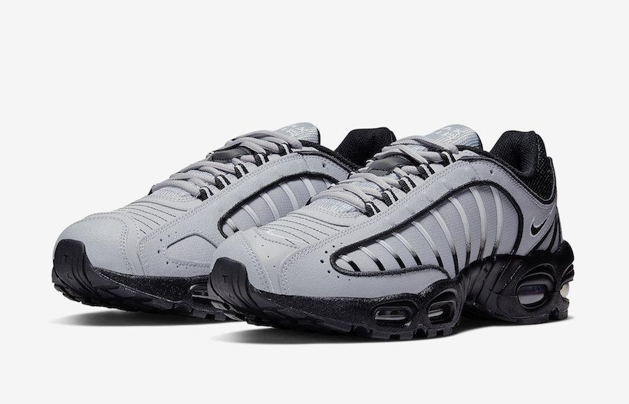 Nike Air Max Tailwind 4 Grey Black