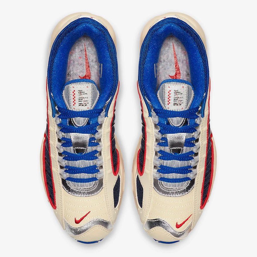 Nike Air Max Tailwind 4 Space Capsule WMNS CJ8009-162 Release Date Info