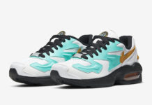 Nike Air Max2 Light Jaguars CJ7980-100 Release Date Info