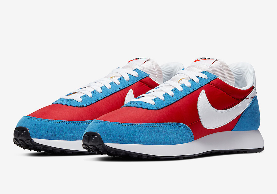 Nike Air Tailwind 79 Red White Blue 487754-409 Release Date Info