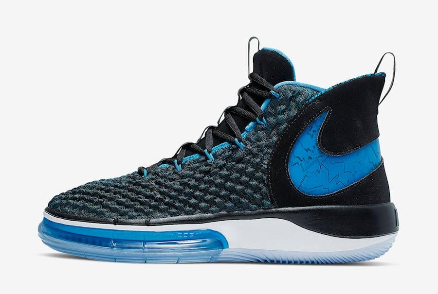 Nike AlphaDunk Pure Magic Black Photo Blue BQ5401-002 Release Date Info